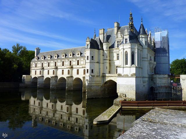 Chenonceau ou le château des Dames