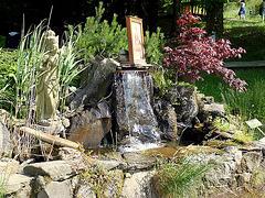 Fontaine dédiée