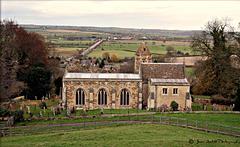 St Leonard's Church, Rockingham.