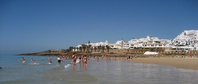 Algarve, Praia Luz (2)