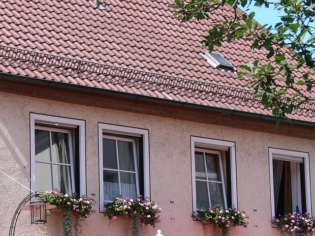 Weiden - Fassade