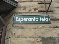 Esperanto iela