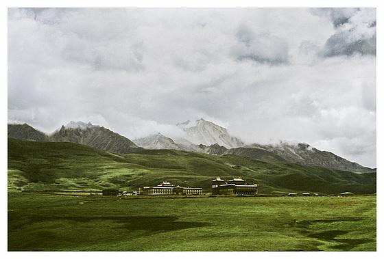 Mt. Jara and monastery