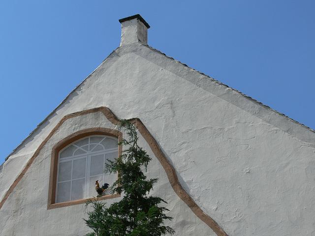 Weiden - Hausfassade
