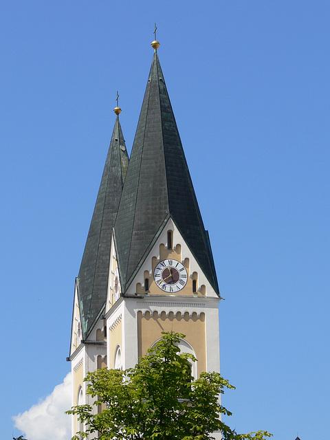 Weiden - Kirchentürme