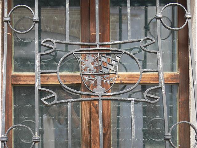 Weiden - Fenstergitter