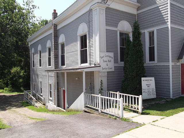 Fort Covington, NY. USA  / 2 juillet 2011