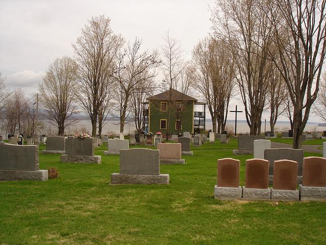 St-Antoine de Tilly, Québec. CANADA /  15 mai 2011