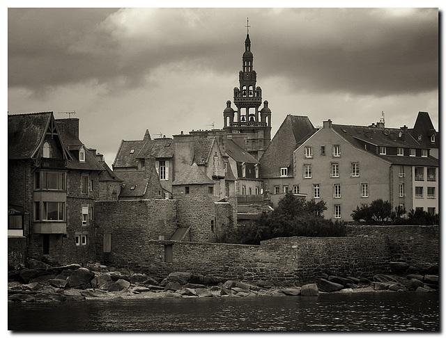 L'église Notre-Dame-de-Croaz-Batz