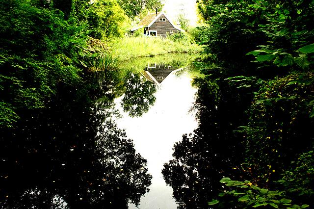 Botanical Garden, Leiderdorp