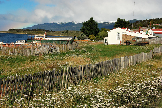 Harberton. Tierra del Fuego
