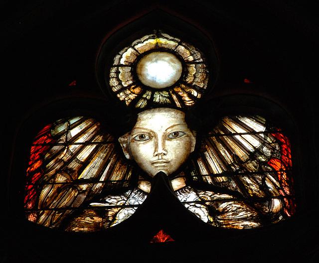 Vitrail de Jeanne d'Arc