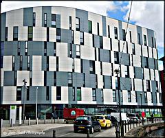 University Campus, Suffolk