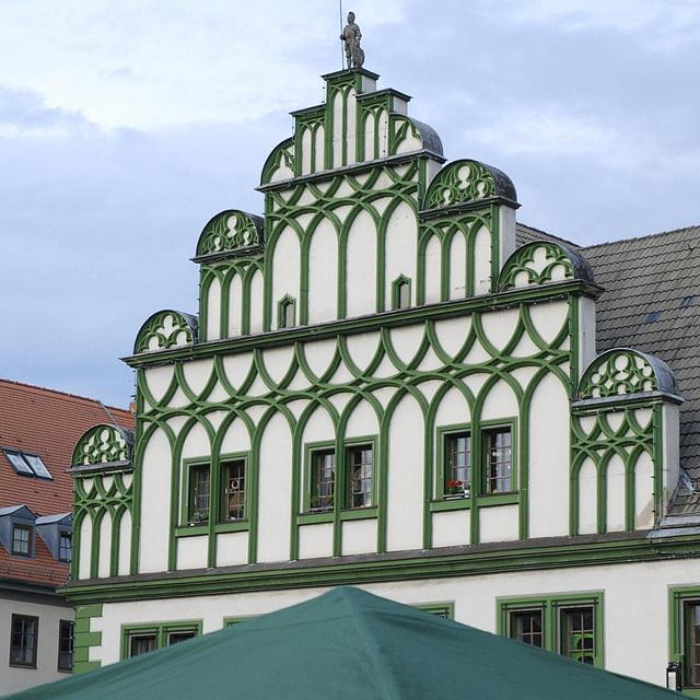 Weimar ist grün
