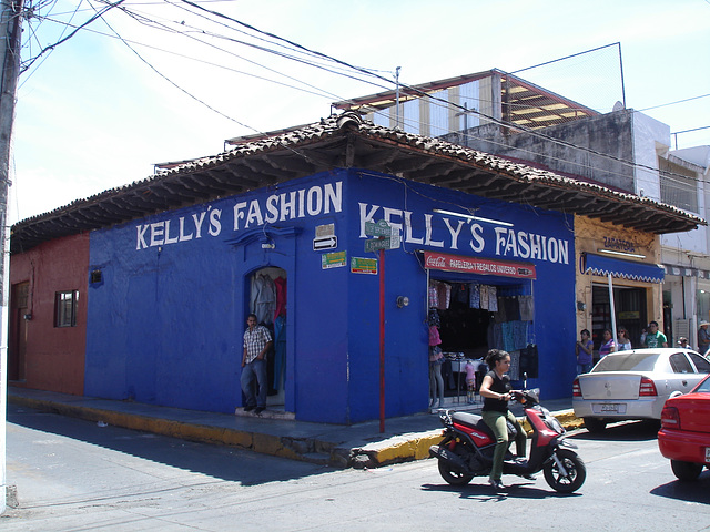 À la mode de Kelly