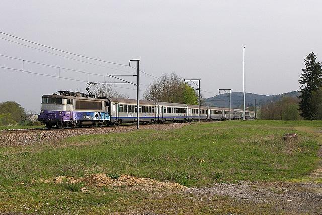 Jacquemin au pied du Jura