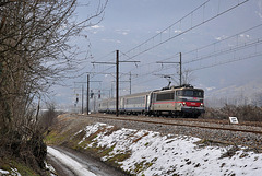 BB 25249 à Saint-Pierre d'Albigny