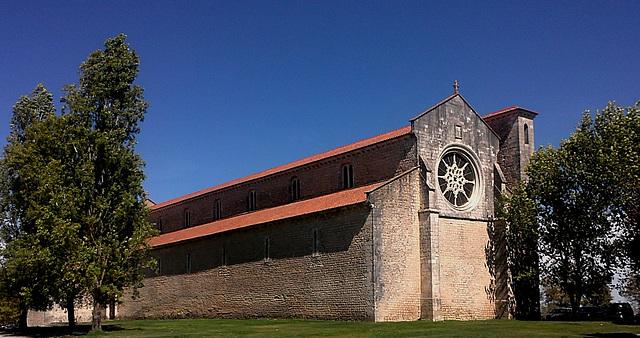 Santarém, Stª Clara Church, 13th century (1)