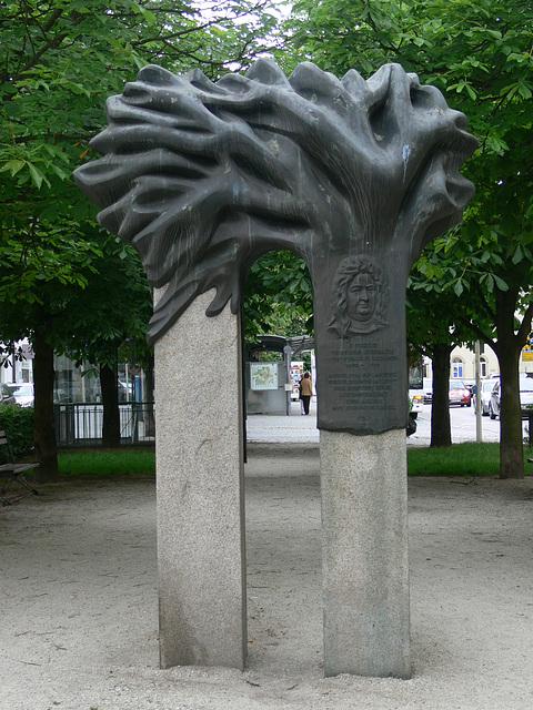 Stadt Weiden i.d. Oberpfalz - Denkmal