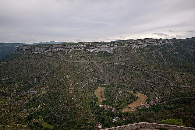 20110531 4761RWfw Altes Flussbett [Cirque de Navacelles]