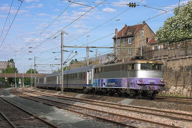 BB 25200 pour Lyon