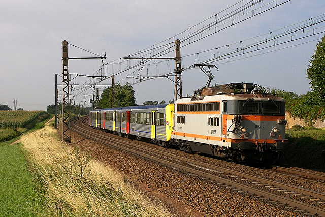 BB 8500 à Tournus