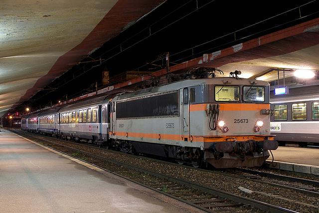 BB 25500 à Belfort