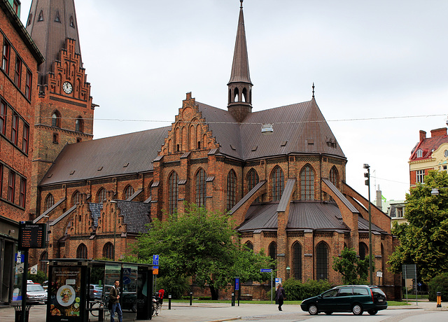Malmö, St. Petri-Kirche