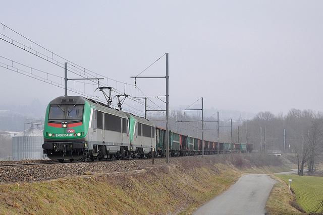 UM de BB 36300 en Savoie