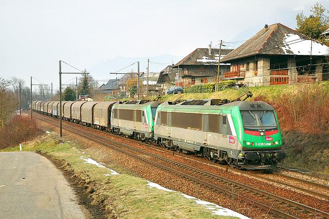 Astride en Savoie