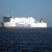 STG  III auf der Kieler Förde