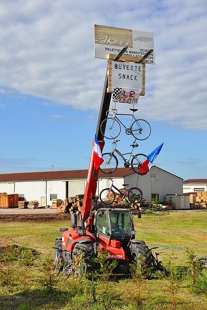 Buvette cycliste