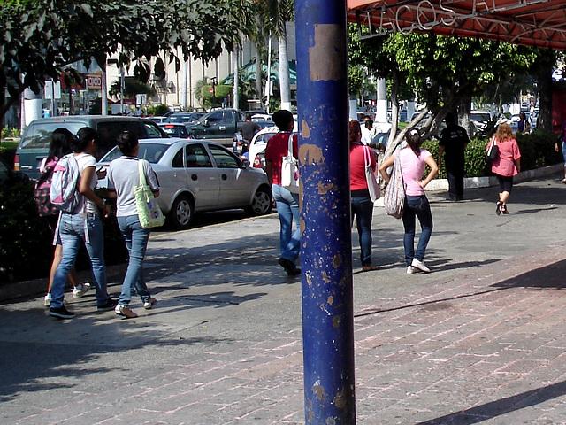 Acapulco, Guerrero, Mexico / 8 février 2011 - Photo originale