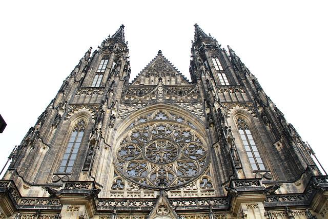 Cathédrale Saint Guy - Prague
