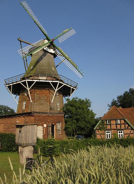 Sprakener Windmühle