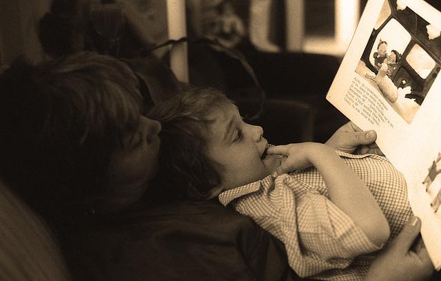 L'origine d'une passion pour la lecture