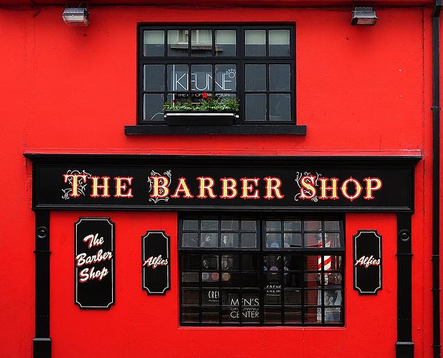 The Barber Shop - Schnittvariante
