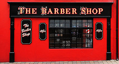 The Barber Shop - Schnittvariante