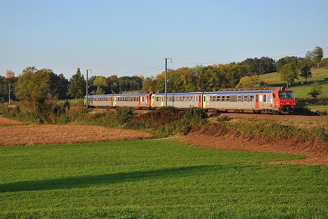 Doublette de Z2 Bourgogne dans le Jura