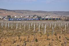 Z 24500 Rhône-Alpes en Bourgogne