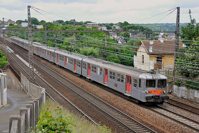 Z 5300 à Meudon