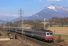 BB 67300 sur le Sillon Alpin
