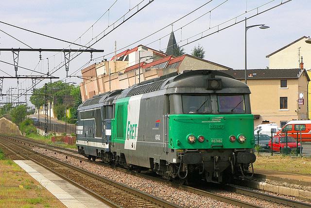 Duo vert-bleu de 67400 en région lyonnaise