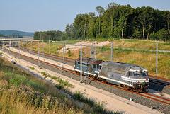 Diesels de secours pour TGV