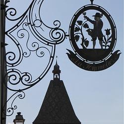 les clochers de Bergheim