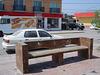 Banc Bimbo Oxxo bench.
