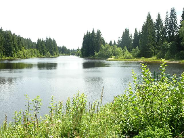 Lago Jiřický (aŭ nomata ankaŭ Pohořský - apud Pohoří)