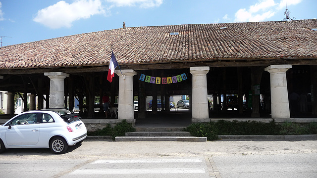Ekspozicio pri Esperanto en Moutiers-les-Mauxfaits / Exposition sur l'espéranto à Moutiers-les-Mauxfaits