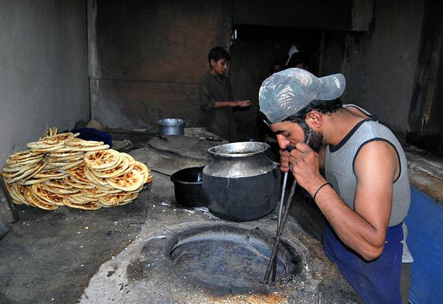 Breadmaker....tandoor