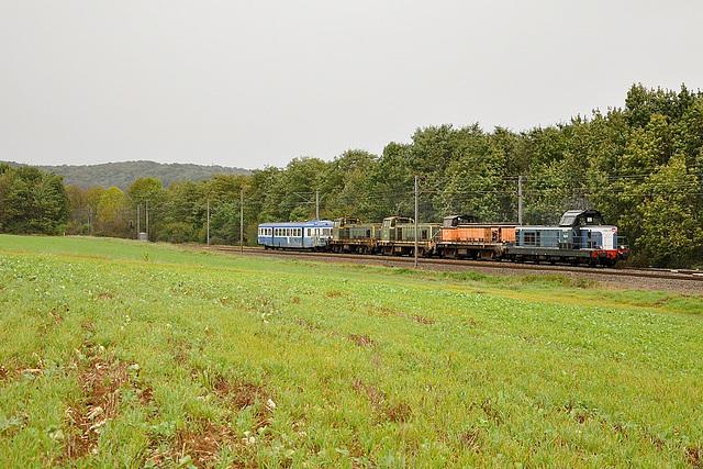 Retour d'un X 2800 dans le Doubs